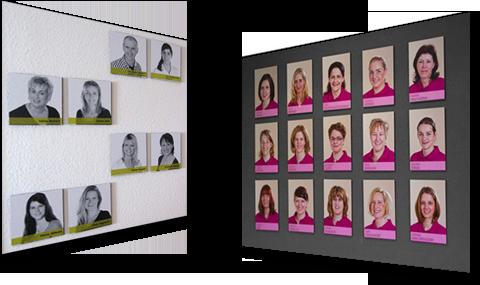 team fotowand teamfotos mitarbeiterfotos. Black Bedroom Furniture Sets. Home Design Ideas